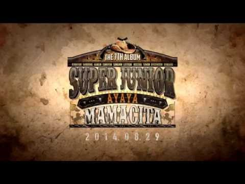 Super Junior - Mamacita (Official Audio)