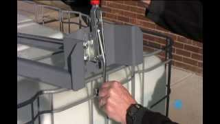 How To Assemble A Toggle-clamp, Bracket-mount Mixer