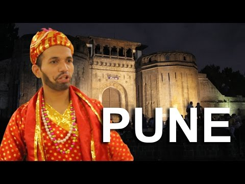 A day in Pune   Travelling India