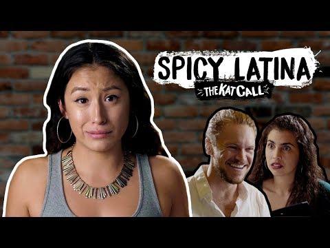 WHAT MAKES LATINA'S SO SPICY? | The Kat Call Season 2 Ep 4 | mitú