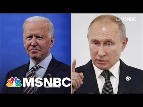 Biden To Meet Putin In Switzerland On June 16   MSNBC