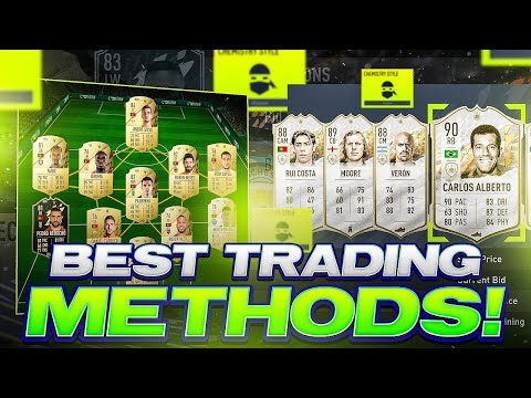 THE BEST TRADING METHODS IN FIFA 22! MAKING COINS ON ANY BUDGET! FIFA 22 Ultimate Team