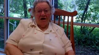 Sr Roberta Contemplation Love Care for Creation Simplicity Peace