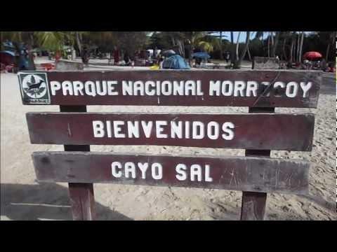Ven a Cayo sal en Chichiriviche Venezuela