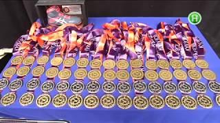 Українські борці стали володаряими 24 медалей Новий канал