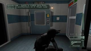 Splinter Cell: Pandora Tomorrow: Mission 3 (My Favorite)