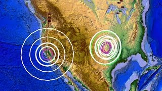 "7/23/2015 -- West Coast LARGE Earthquake Warning -- USGS quote ""any day now"""