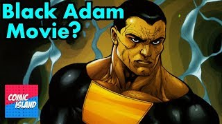 Thoughts on the Black Adam movie