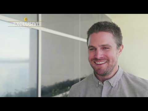 Stephen Amell reflects on his journey at SDCC 2017