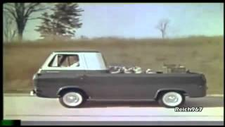 1964 ford econoline commercial   You