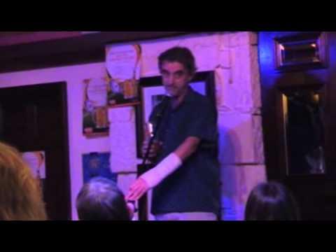 Billy Watson.TV - Blind Poetics - 11/11/13 - Jem Rolls