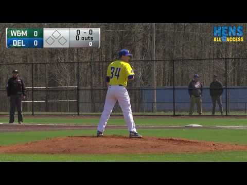 Delaware Baseball vs. William & Mary