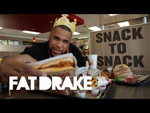 Fat Drake ft. Slink Johnson - Snack to Snack (Fatboy SSE Diss Track)