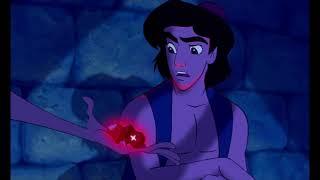 Aladdin(1992) - Jafar Helps Aladdin Escape The Prison