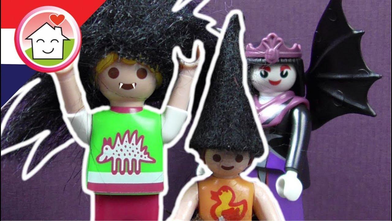 Halloween Filmpjes Nederlands.Playmobil Filmpje Nederlands Halloween Familie Huizer Films Voor Kinderen