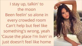 Camila Cabello ~ Real Friends ~ Lyrics (+Official Audio)