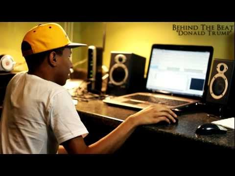 """Sap. """"Behind The Beat"""" Making Of Mac Miller's Donald Trump [KillaVision: In The Mix]"""