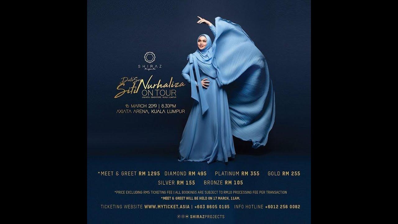 Download Siti Nurhaliza - Medley Transkripsi (Siti Nurhaliza On Tour 2019) (View Center)