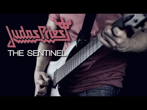 Judas Priest - The Sentinel (instrumental and vocal cover)