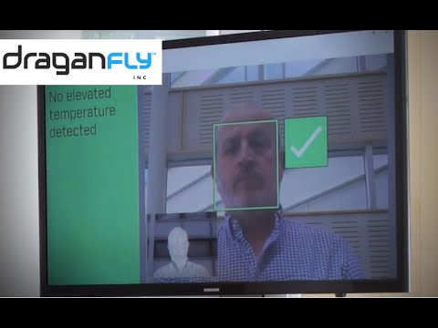 Draganfly's Vital Intelligence Live DEMO!