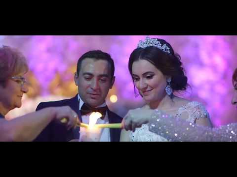Шикарная Американо-армянская свадьба (Тамада Юрий Тунян)