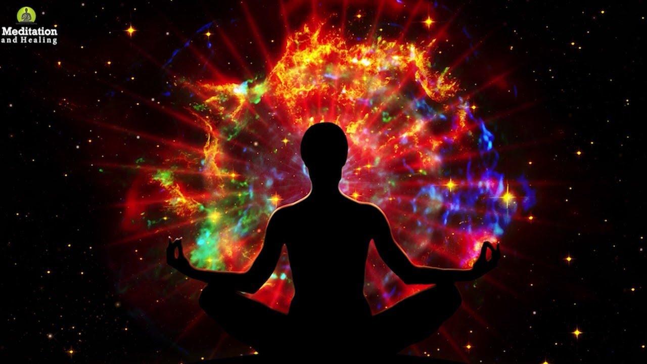 MEET YOUR HIGHER SELF MEDITATION l AWAKENING INNER ...