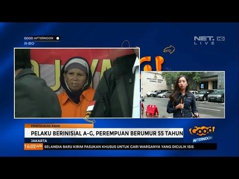 Polisi Tangkap Pelaku Kasus Penculikan Anak di Bekasi
