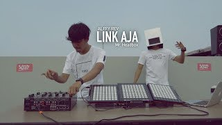 Смотреть клип Alffy Rev Ft Mr.Headbox - Linkaja Jingle Remix