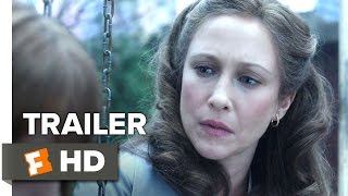 The Conjuring 2 Teaser TRAILER 1 (2016) - Patrick Wilson Horror Movie HD