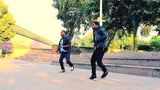 p square personally jazz dance by voogga crew