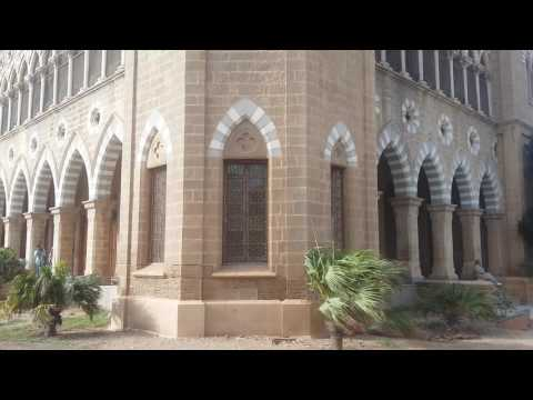 Frere hall karachi view2