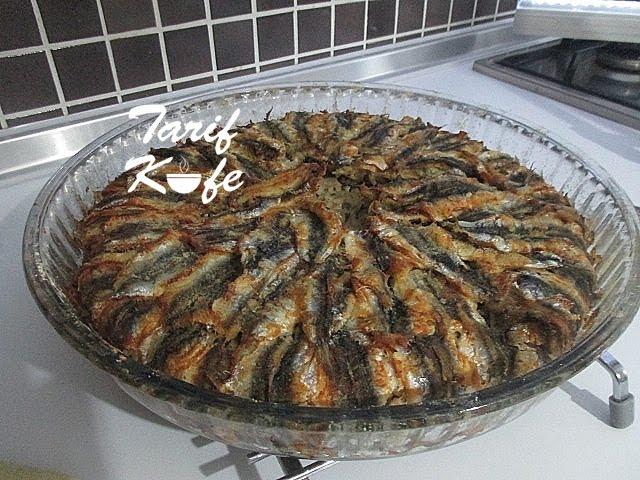 Fırında Hamsili Pilav