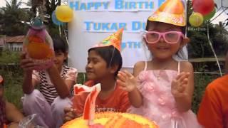 Happy Birth DayTukarDuid yang ke 7