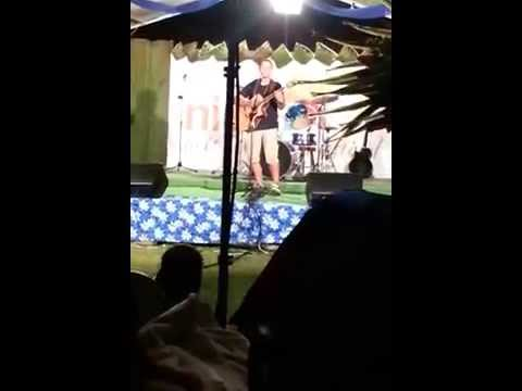 Tommy Nee - Niue arts and culture festival 2015