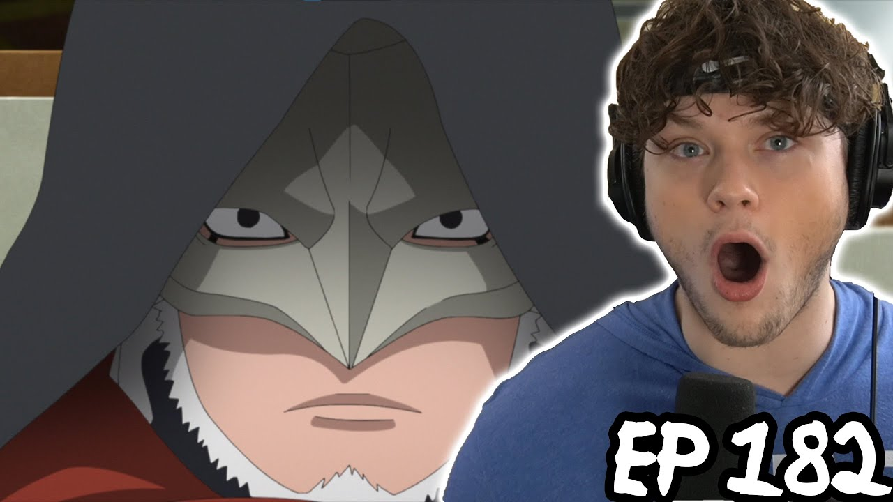 Download AO IS WORKING WITH KARA REVEALED! || Boruto Episode 182 Reaction