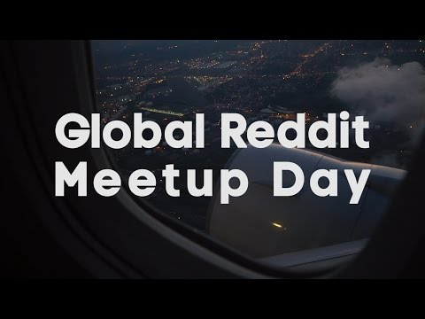 1 Day in Lisbon: Global Reddit Meetup Day