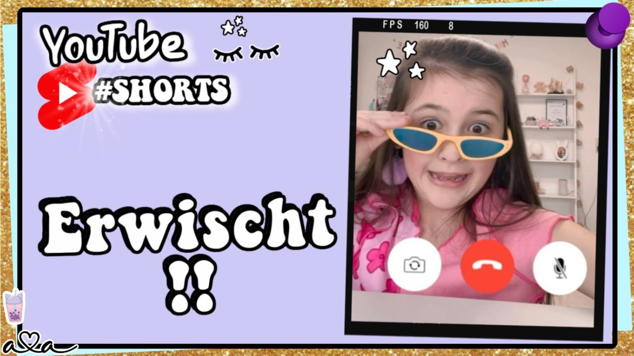 ERWISCHT!!! 🤣 Alles Ava #shorts