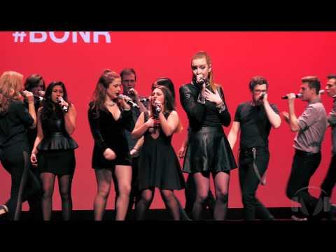 "Nor'easters (Northeastern University) - ""Jaywalk"" at BON3R 2015"