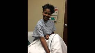 Repeat youtube video FUNNY REACTION AT DOCTORS OFFICE ABOUT PELVIC EXAMINATION
