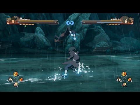 NARUTO SHIPPUDEN Ultimate Ninja STORM 4 ep.3