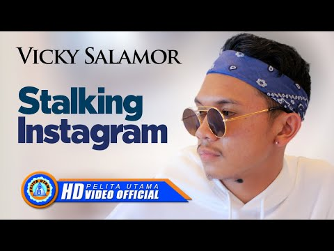 Vicky Salamor - Stalking Instagram (Official Music Video)