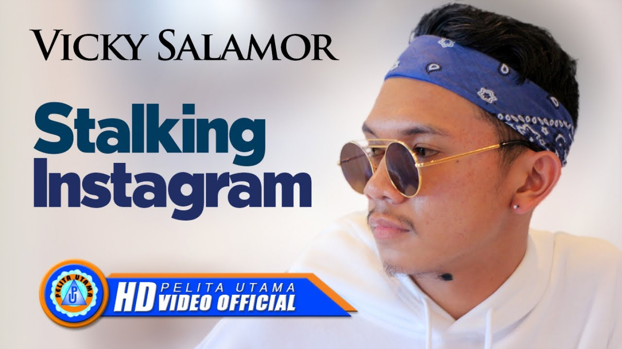 Download Vicky Salamor - Stalking Instagram (Official Music Video)