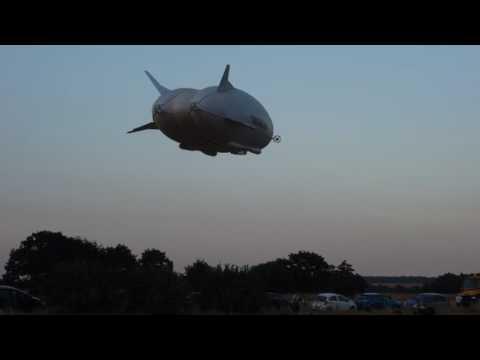 despego la nueva aeronave mas grande del mundo