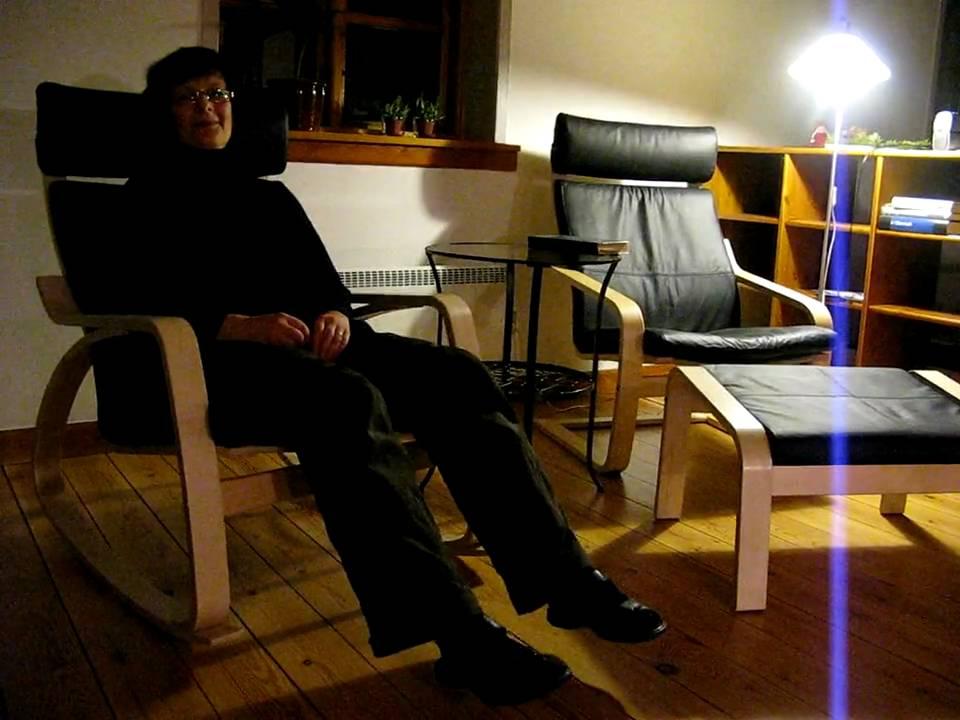 Amazing Rekas Rocking Chair   YouTube