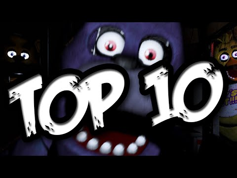 TOP 10 HORROR GAMES OF 2014