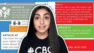 National Child Day: Understanding children's rights in Canada  | CBC Kids News