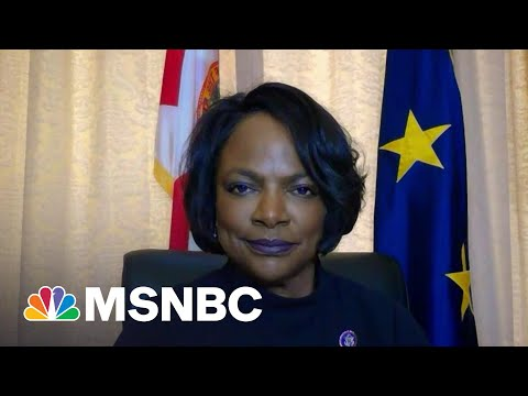 Rep. Demings: The Verdict Was A 'Great Step' In The Right Direction   Morning Joe   MSNBC