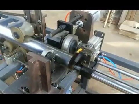 Stainless steel pipe cutter