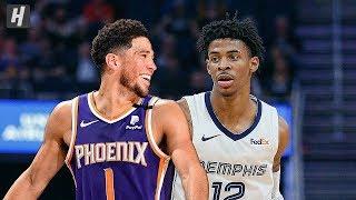 Memphis Grizzlies vs Phoenix Suns - Full Game Highlights | January 5, 2020 | 2019-20 NBA Season