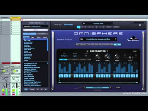 Sound Worlds with Spectrasonics Omnisphere 2 - Episode 1